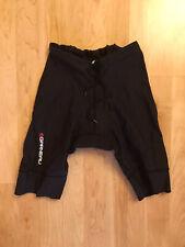 LG Louis Garneau Triathlon Tri Shorts Black Large