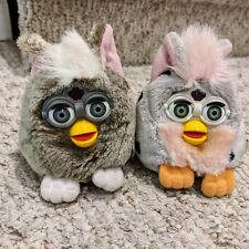 New ListingRare Vintage 1999 Furby Buddies Beanbag - Lot of 2