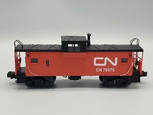 M.T.H. ELECTRIC TRAINS CANADIAN NATIONAL CABOOSE ITEM NO. 20-91007 ROAD # 79575