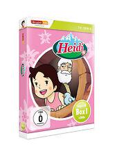 HEIDI TV-Serie 1975 Klassiker 26 Episoden 4 DVD Box 1 EDITION Neu