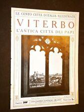 Viterbo, l'antica città dei Papi - Le Cento Città d'Italia illustrate