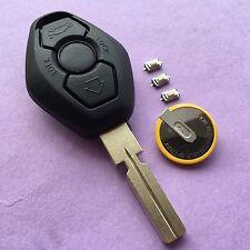Repair KIT for BMW 3 button remote key HU58 blade 3 5 7 X3 X5 Z4 E38 E39 E46