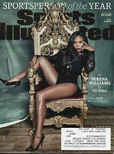 SERENA WILLIAMS Sports Illustrated SPORTSPERSON of the Year TENNIS 12/21/15 2015