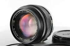 OLYMPUS OM-SYSTEM G.ZUIKO AUTO-S 50mm 1.4  [Excellent++] by DHL from Japan #1072