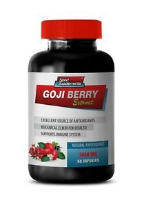 multivitamins and minerals - GOJI BERRY 40% EXTRACT - boost immune system 1B