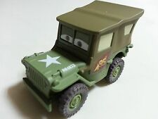 Mattel Disney Pixar Cars 2 Sarge Diecast Toy Car 1:55 Loose New In Stock