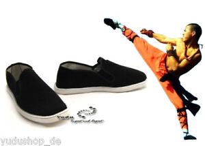 Kung Fu /Tai Chi-Schuhe  Stoffschuhe  Hausschuhe