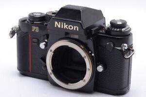 Nikon F3 Eyelevel 35mm SLR Film Kamera Schwarz Körper Aus Japan #131863