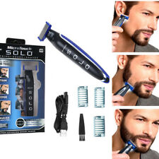 Micro Touch SOLO Rechargeable Trimmer Razor Shaver Edges Men Trimmer Gift US