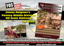 Jimmy Deignan's Pennsy Middle Division Railroad HO scale Layout Tour FSM Fos PRR