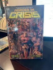 HEROES IN CRISIS HC REPS 1-9 New Sealed