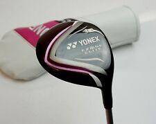 Ladies Yonex Ezone Elite 18 Degree 3 Wood Ladies Flex Graphite Shaft Yonex Grip