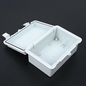 HOT!  Electrical Enclosure Plastic Junction Box IP65 Weatherproof Waterproof UK
