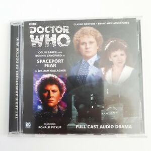 DOCTOR WHO: Spaceport Fear - Big Finish audiobook CD (170)