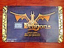 Mega Bloks Dragons: Collectors Edition New in Box