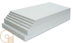 Styropor® 2,00 m² ≙ 4 Platten / 500 x 1000 mm / Stärke 10 mm / 23 kg/m³