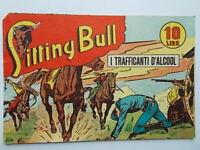 i trafficanti d'alcoolalbo saturniasitting bull61949fumetti Marijac Dut