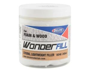 Deluxe Materials Wonderfill Foam & Wood Filler (240ml) [DLMBD48]
