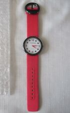 AVON VTG.*CONTRAST LADIES QUARTZ WATCH*STAINLESS STEEL BACK*NEW NO ORIGINAL BOX