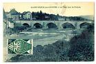 CPA 73 Savoie Saint-Genix-sur-Guiers Le Pont sur le Guiers