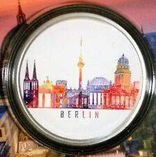 World Money Fair 2019 Berlin Österreichische Münze 825 Jahre Medaille Coloriert