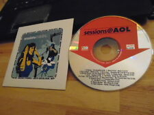 RARE ADV PROMO Sessions@AOL CD The Roots COLDPLAY Alicia Keys LIL' KIM Jewel +