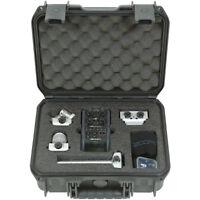 SKB iSeries Injection Molded Case for Zoom H6 Recorder w/ Shotgun Mic Slot