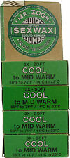 Mr Zogs Cold Sex Surf Wax 5 Pack