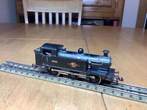 Trix 1108 3 Rail DC BR Black 0-6-0  Class E2 Tank Loco 32103 suit Hornby dublo