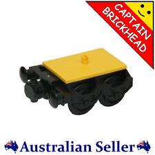 LEGO City - Train Bogie with Wheels & Buffer (small) - FREE POSTAGE !!