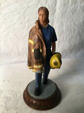 Vanmark Red Hats of Courage Task Completed Figurine #89429 Ltd Edition 2/0816