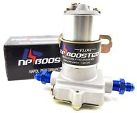 12V Electric Inline Fuel Pump for GM Chevy V8 Camaro Corvette Dodge Ford Mustang