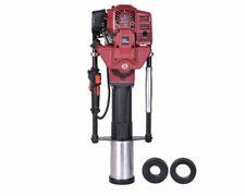 Varan Motors NEGPD-03 52cc Conductor de Pila Manual de Gasolina - Rojo