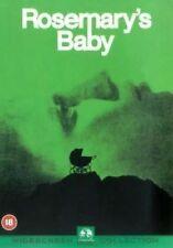 ROSEMARY'S BABY ROMAN POLANSKI MIA FARROW JOHN CASSAVETES PARAMOUNT UK DVD L NEW
