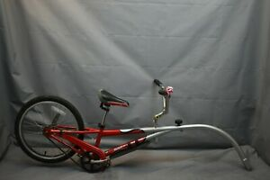 2004 Gary Fisher Freeloader Tandem Attachment Kids Bike Tag-A-long Steel Charity
