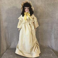 """Antique Kestner 30"""" Dep 195 13 German Bisque Doll Fur Brows"""