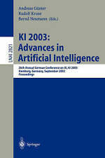 KI 2003: Advances in Artificial Intelligence: 26th Annual German Conference on A