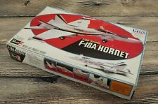 🔥REVELL Navy F-18A Hornet No. 4500 1/48 Scale 1979 Model Airplane Kit🔥