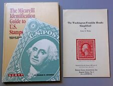 Micarelli Identification Guide to Us Stamps & Washington Franklin Heads (102409)