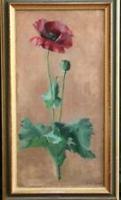 GEORGES BINET (1865-1949) SIGNED RARE IMPRESSIONIST OIL