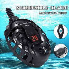 Digital Aquarium Heater Automatic Temperature Controller Thermostat Submersible