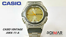 CLASSIC  CASIO ORIGINAL  AWX-11-A SPEED MEMORY MODULO 1356