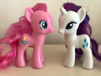 My Little Pony Equestria Pinkie Pie & Rarity / MLP Hasbro Bundle