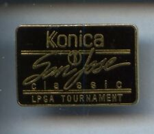 RARE PINS PIN'S .. TV RADIO PRESSE PHOTO KONICA LPGA GOLF US ¤9B