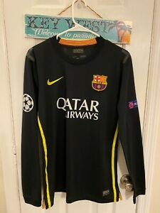 2013 FC Barcelona VS Celtic FC Match worn Jersey Pique Shirt Player issue Spain