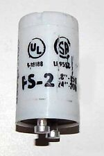 New Fs-2 10W-20W Lamp Fluorescent Light Bulb Starter - Arcade Marquee Lights