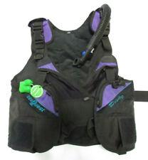 SeaQuest Diva QD Womens Buoyancy Control Device Scuba Vest (Sz Medium)