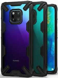 For Huawei Mate 20 Lite /20 /20 Pro Ringke [FUSION-X] Shockproof Back Case Cover
