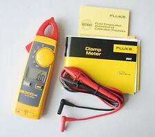 New FLUKE 362 F362 Handheld Digital Multimeter Clamp Meter Tester AC/DC True-rms