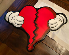 808s and heartbreak Kanye west KAWS Wall Art - Original IdiotBox 6/10